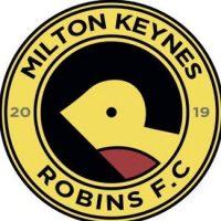 MK Robins Badge